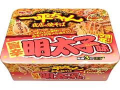 明星食品 一平ちゃん夜店の焼そば 旨辛明太子味 カップ128g