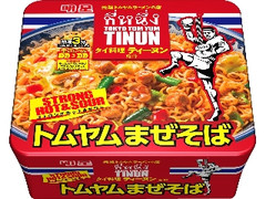 明星食品 ティーヌン監修 トムヤムまぜそば カップ163g