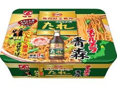 明星食品 チャルメラ 青森スタミナ源たれ にんにく醤油まぜそば カップ107g
