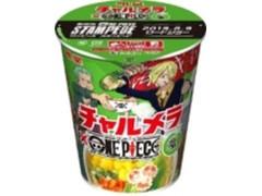 明星食品 チャルメラカップ 塩 ワンピースデザインパッケージ カップ70g