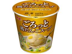 明星食品 ごろっと鶏だんごスープ 濃厚鶏白湯味