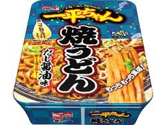 明星食品 一平ちゃん焼うどん だし醤油味 カップ116g