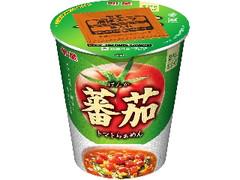 明星食品 素材のおかげ 蕃茄トマトらぁめん カップ64g