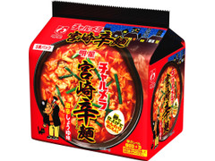 明星食品 チャルメラ 宮崎辛麺