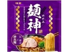 明星食品 麺神 神太麺×旨 醤油