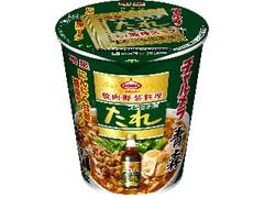 明星食品 チャルメラカップ 青森スタミナ源たれ にんにく甘旨醤油ラーメン