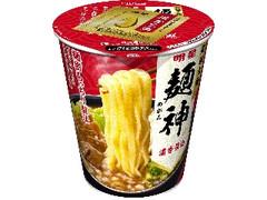 明星食品 麺神カップ 濃香醤油