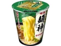 明星食品 麺神カップ 濃香塩豚骨