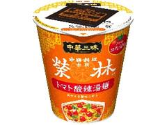 明星食品 中華三昧タテ型ビッグ 赤坂榮林 トマト酸辣湯麺