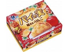 ロッテ 冬のパイの実 味わいりんご 箱69g