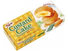 ロッテ カスタードケーキ 箱6個