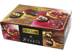 ロッテ チョコパイアソート PABLO監修 4種ベリーのチーズケーキ&プレミアムチーズケーキ 箱8個