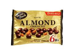 ロッテ アーモンドチョコレート シェアパック 袋141g