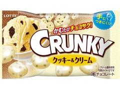 ロッテ クランキーポップジョイ クッキー&クリーム