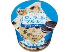 ロッテ ジェラートマルシェ クッキークリーム カップ113ml