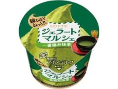 ロッテ ジェラートマルシェ 一番摘み抹茶 カップ113ml
