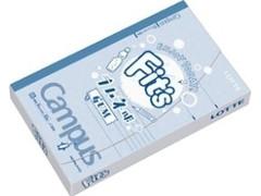 ロッテ Fit's キャンパスノート ラムネ味 箱12枚