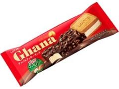 ロッテ ガーナチョコ&クッキーサンド 袋76ml