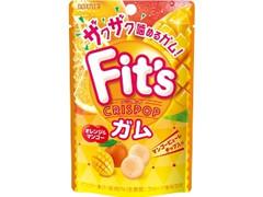 ロッテ Fit's Crispop オレンジ&マンゴー 袋27g
