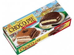 ロッテ 世界を旅するチョコパイ 本格イタリアンティラミス 箱6個
