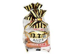 丸大食品 味の主演 あらびきウインナー 袋91g×2