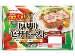 丸大食品 朝ハレ 厚切りピザトースト 袋4枚