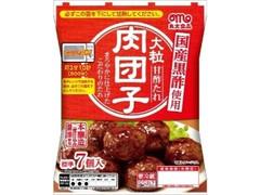 丸大食品 大粒肉団子 甘酢たれ 袋280g