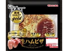 丸大食品 湘南ピッツェリアゴールド 生ハムピザ 袋1枚