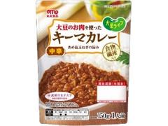 丸大食品 大豆ライフキーマカレー 中辛 袋150g