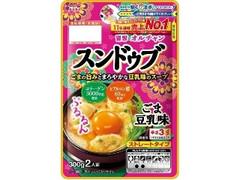 丸大食品 オルチャンスンドゥブ ごま豆乳味 袋300g