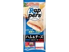 丸大食品 ラッパーズ ハム&チーズ 袋1本