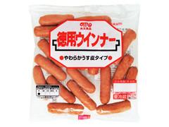 丸大食品 徳用ウインナー やわらかうす皮タイプ 袋300g