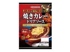 丸大食品 焼きカレードリアソース 袋150g×4