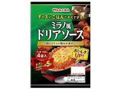丸大食品 ミラノ風ドリアソース 袋140g×4