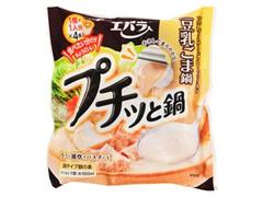 エバラ プチッと鍋 豆乳ごま鍋 袋160g