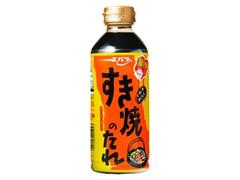 エバラ すき焼のたれ マイルド ボトル500ml