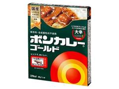 大塚食品 ボンカレーゴールド 大辛