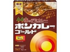 大塚食品 ボンカレーゴールド 森のデミカレー 箱170g