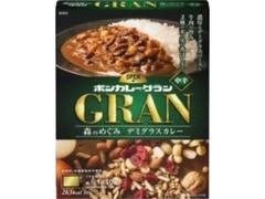 大塚食品 ボンカレーGRAN 森のめぐみ デミグラスカレー 中辛 箱200g