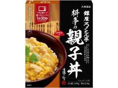 大塚食品 銀座ろくさん亭 料亭の親子丼 箱180g