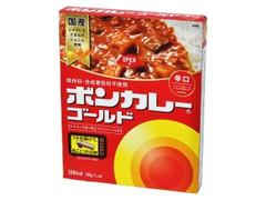 大塚食品 ボンカレーゴールド 辛口 レトルト 箱180g