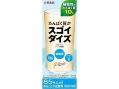 大塚食品 たんぱく質がスゴイダイズ プレーン パック200ml