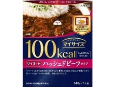 大塚食品 100kcal マイサイズ ソイミート ハッシュドビーフタイプ
