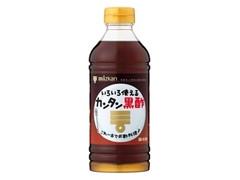 ミツカン カンタン黒酢 500ml