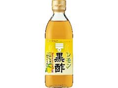 ミツカン レモン黒酢 瓶500ml