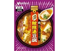ミツカン おかずスープの素 酸辣湯豆腐 袋300g