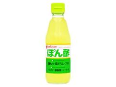 ミツカン ぽん酢 瓶360ml