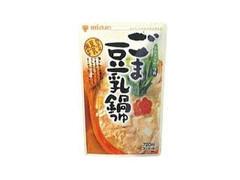 ミツカン ごま豆乳鍋つゆストレート 袋720ml