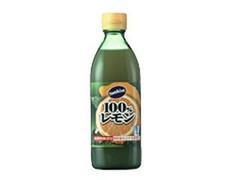 ミツカン サンキスト 100%レモン 瓶500ml