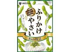 ミツカン ふりかけやさい Rich枝豆 袋28g